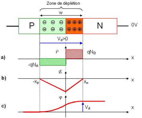 Physique Des Semi Conducteurs Fondamentaux Jonction